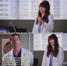 Grey's Anatomy Grey Quotes, Grey Anatomy Quotes, Greys Anatomy Memes, Tv Quotes, Greys Anatomy Episodes, Grays Anatomy Tv, Lexie And Mark, Lexie Grey, Grey Stuff