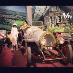 "Dezer Collection Car Museum with ""Chitty Chitty Bang Bang"" in North Miami, FL!!!"