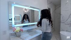 "Take a tour of Kenya Moore's new home, Moore Manor.  Bravo shows the ""Real Housewives of Atlanta"" star's home in Atlanta."