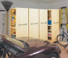 Garage Storage Cabinets - Rolling! - The Garage Journal Board