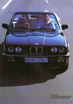 Bmw E30 Cabrio, Bmw E21, Bmw Alpina, My Dream Car, Dream Cars, Bmw 1 Series, Bmw Classic, Bmw Cars, Concept Cars