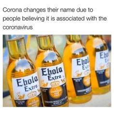 The most popular Coronavirus is so viral that it inspired millions of meme lovers to create best memes on the disease. Whether Corona will kill you or not don't know, but these memes will definit Stupid Funny Memes, Funny Relatable Memes, Haha Funny, Funny Texts, Hilarious, Bruh Meme, Memes Estúpidos, Best Memes, Fuuny Memes