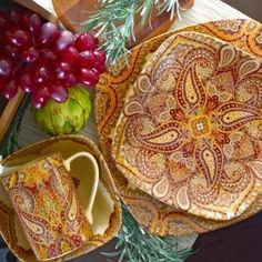 222 Fifth Spice Road Terracotta 16 Piece Dinnerware Set - Dinnerware - Ideas of Dinnerware Dinnerware Sets Walmart, Casual Dinnerware Sets, Dinnerware Sets For 12, Dinnerware Ideas, Stoneware Dinnerware, Home Chef, Small Dining, Salad Plates, Dinner Plates