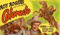 Colorado - Full Length Roy Rogers Western Movies #western #westerns #cowboy #classic #movies #films
