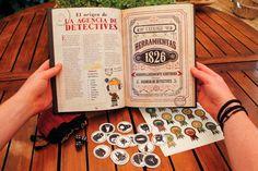 Pequeños Detectives de Monstruos: El libro