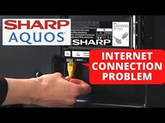 How to Fix Wi-Fi connectivity issues on your Sharp AQUOS    SHARP TV not Connecting to WiFi Network - YouTube Sharp Tv, Wi Fi, Connection, Youtube, Youtubers, Youtube Movies