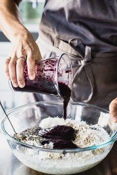 Blueberry coconut overnight oats | Eat Good 4 Life