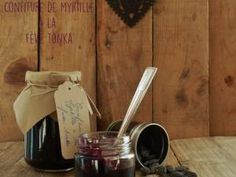Confiture de myrtilles à la fève tonka • Hellocoton.fr