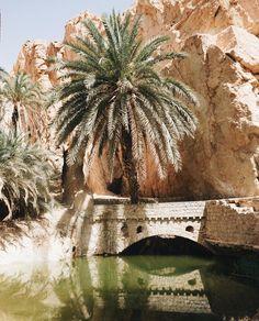 Chebika, Tunisia