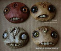 Авторские куклы и игрушки Аманды Луизы Спейд (Amanda Louise Spayd dolls)