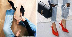 Céline-Style V-Cut Shoes | sheerluxe.com