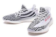 innovative design 37a4a 0525b Adidas Yeezy Boost 350 V2  Zebra  BY KANYE WEST 0256