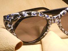 Hand painted sunglasses!