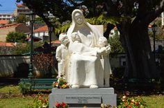 Statue Soeur Maria de Sao Francisco Wilson Santa Cruz