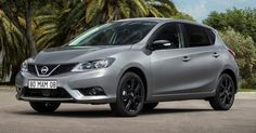 Nissan Pulsar Becomes More Stylish With New Black Edition #New_Cars #Nissan