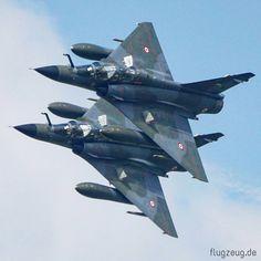Dassault Mirage 2000N, La Patrouille Ramex Delta