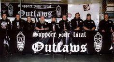 JN Biker Clubs, Motorcycle Clubs, Motocross Logo, Outlaws Motorcycle Club, Bike Gang, Biker Patches, Marlon Brando, Grim Reaper, Black N White