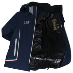 8a1beca3c Sochi 2014 – La Linea Emporio Armani EA7 firma le divise per l'Italia #