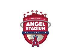 I designed/re-design logos and branding for all 30 Major League Ballparks. Take a look! - Imgur