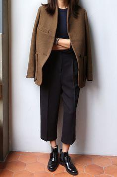 Professional capsule wardrobe inspiration.