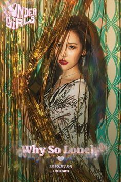 Wonder Girls <Why So Lonely> Teaser Image #2 #WonderGirls #Why_So_Lonely