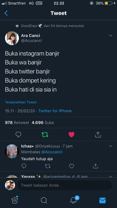 Pin Oleh Unfaedah Di Twitter Ambyar Di 2020 Twitter Lucu Instagram