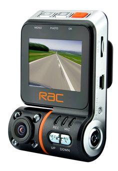 RAC 01 Dashboard DVR Video Recorder Camera with G-Sensor Car Cam Dash Cam