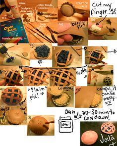deviantART: Más como Cómo: Hacer las galletas Mini by ~ MarieMonAmour