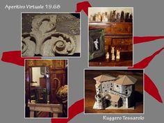 Espositore:  Ruggero Tessarolo