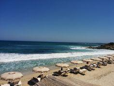 La Villa del Re, 5 star hotel in Sardinia front-sea with luxury services. Luxury Services, Hotel Guest, Beach Umbrella, Beach Pool, Sardinia, Summer Sun, 5 Star Hotels, Beautiful Beaches, Villa