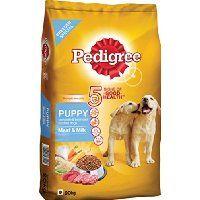 Pedigree Puppy Meat and Milk, 20 kg India's largest Pet Supplies store Shop for Dog Supplies. Keeping a pet is not an easy task. It requires a lot of passion, care and love. Apart this, you will also need a number of pet supplies to keep both your pet and you happy. The food supplies and treats will not only help you to take care of their health with good quality pet food,....VISIT..... http://www.amazon.in/Pet-Supplies/b/ref=topnav_storetab_petsupplies?ie=UTF8&node=2454181031