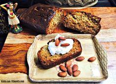 Recipe: Kiana's Healthy Kona Banana Bread