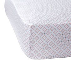 Shop the crib sheets collection by Serena & Lily today and you'll discover beautiful luxury baby crib sheets. Create a dynamic look in your nursery today! Baby Crib Sheets, Baby Cribs, Pink And Gray Nursery, Pink Crib, Baby Bedroom Furniture, Baby Event, Nursery Twins, Nursery Inspiration, Nursery Ideas