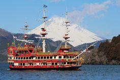 箱根海賊船(箱根町港) | 子供とお出かけ情報「いこーよ」
