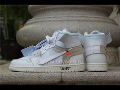 48364ac3987652 God Version Nike X Off White Air Jordan 1 Triple White Ready to Ship from  CitySole RU