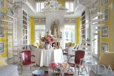 Interior design by Thomas Britt & Valentino Samsonadze. Photography by Max Kim-Bee.
