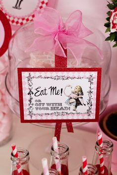 Birthday Party + Queen of Hearts Valentine's Party - Kara's Party Ideas - The Place for All Things Party