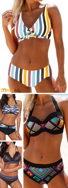 9da0826c1f1c0 Enjoy a fun summer getaway by wearing a chic bikini. Be stunning and hot  this