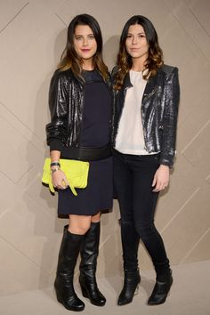 Photos from the Burberry Chicago store opening on ChiCityFashion.com