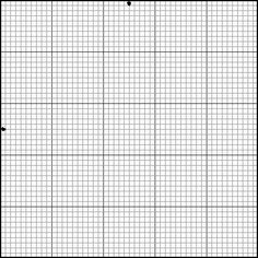 Blank Plastic Canvas Grid That I Might Use For Perler Beads Instead.