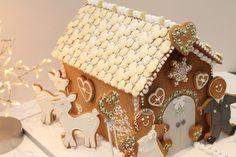 Wedding Gingerbread House