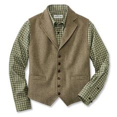 Just found this Mens Wool Vest - Casual Wool Vest -- Orvis on Orvis.com!