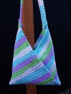 Ravelry: deedee1022's Masa Bag