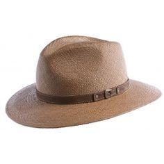 Sombreros de verano para hombre de fibras de Panamá en Pingleton Hats  Sombreros De Verano ed338e87952