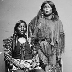 Lone Wolf and Etla - C 1865