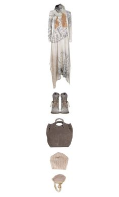 """""""Pale alert"""" by nino-d-f ❤ liked on Polyvore featuring Raquel Allegra, SPM, Pedro García, Nordstrom, Céline Robert, Topshop, women's clothing, women, female and woman"""