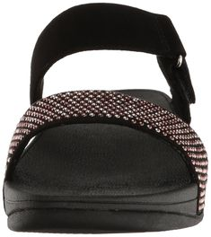 FitFlop Women's Lulu Popstud Slide Sandal Flip Flop *** You can get more details by clicking on the image. #niceshoes