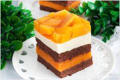 Ciasto czekoladowy Kubuś No Cook Desserts, Ciabatta, Yummy Cakes, Recipies, Cheesecake, Food And Drink, Pudding, Yummy Food, Sweets
