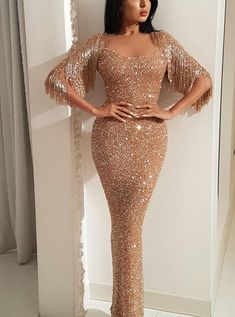 gold prom dresses 2020 sparkly sequins evening dresses beaded tassel s – JZbridal Sequin Evening Dresses, Gold Prom Dresses, Prom Party Dresses, Evening Gowns, Party Gowns, Dress Party, Wedding Dresses, Bridesmaid Dresses, Elegant Dresses