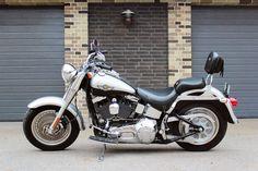 "2003 Harley Davidson ""Fat Boy"" - Silverstone Auctions"